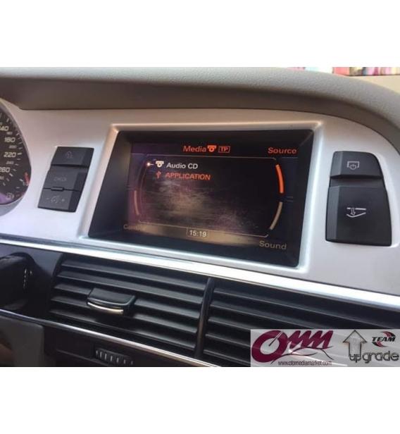 Audi A6 4F MMI 3G BASIC USB Arayüzü Sistemi