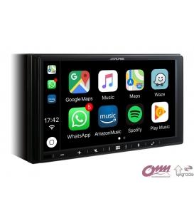 Hakkında daha ayrıntılıAlpine ILX-W650BT Apple CarPlay ve Android Auto Özellikli 7 inch Dijital Medya İstasyonu