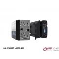 Alpine KTP-450 4-Kanal Ampfi (Ana Ünite Güç Eklentisi) - Dinamik Tepe Güç Çıkışı 4 x 100W @ 2 Ohms