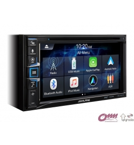 Alpine INE-W611D DAB+, HDMI, CD/DVD Çalar , Apple CarPlay ve Android Auto özellikleri