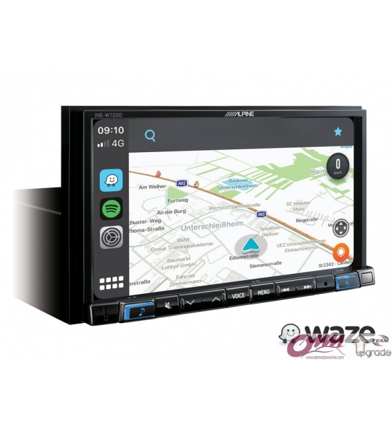 Alpine INE-W720D Gelişmiş Navigasyon İstasyonu
