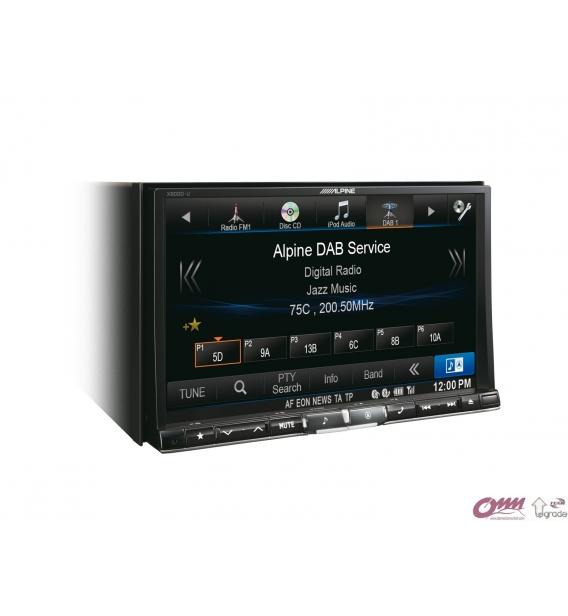 Alpine X800D-U Gelişmiş Navigasyon İstasyonu