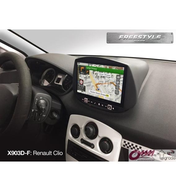 Alpine X703D-F Apple CarPlay ve Android Auto uyumlu Freestyle Ana Ünite