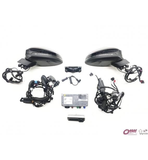 Audi A4 B9 360 Derece Çevresel Kamera Sistem