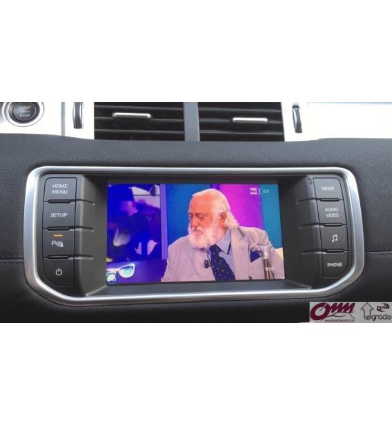 Range Rover Evoque Telefon Aynalama Sistemi