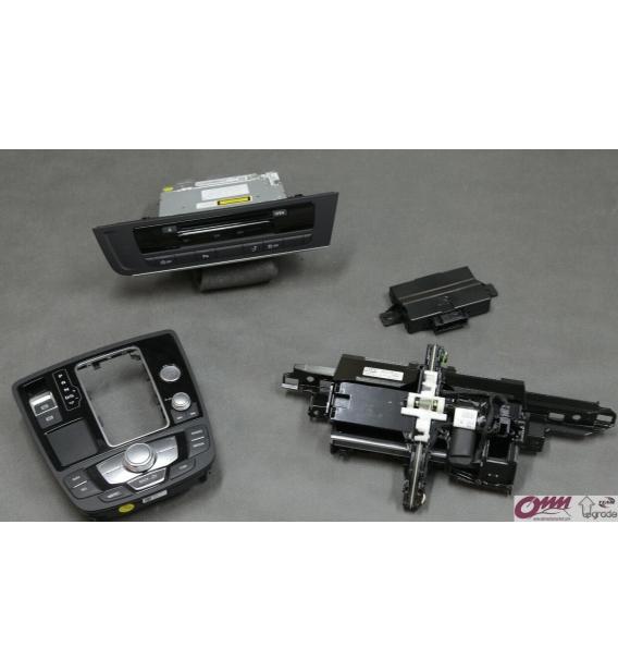 Audi A6 4G-A7 4G MIB2 Navigasyon Multimedia Sistemi