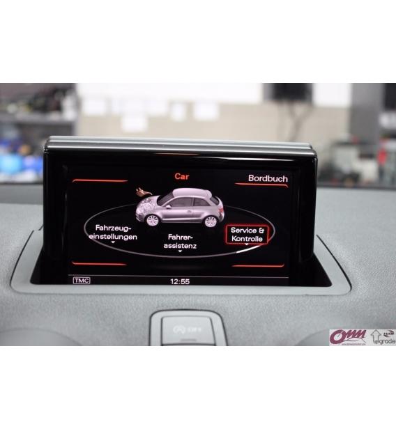 Audi A1 8X MMI 3GP Donanım Yükseltme Seti