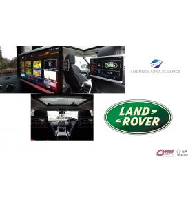 Hakkında daha ayrıntılıLand Rover Android Arka Eğlence Sistemi