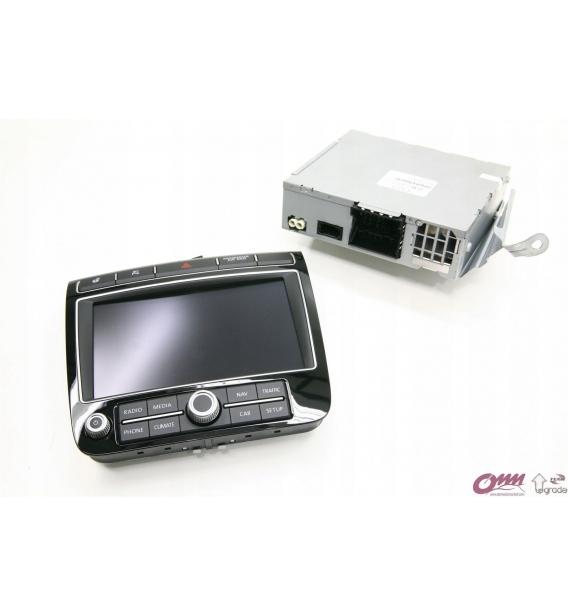 VW Touareg RNS 850 Navigasyon Multimedia Sistemi