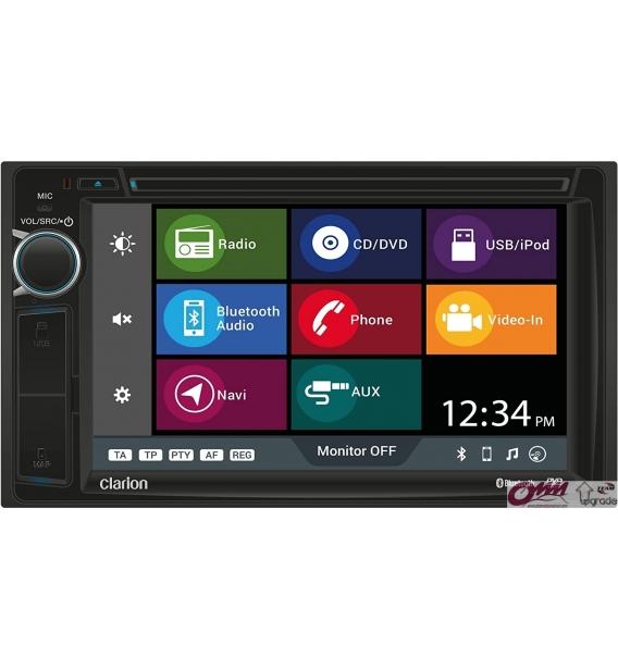 Clarion NX316A Multimedia İstasyonu