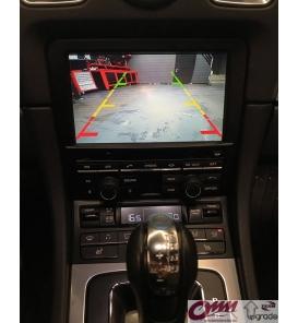 Porsche Boxster Geri Görüş Kamera Sistemi
