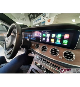 Mercedes E Serisi W213 Carplay Aktivasyonu