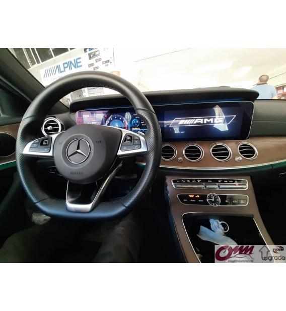 Mercedes E Serisi W213 Carplay Aktivasyonu