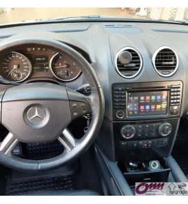 Mercedes Benz Media interface Iphone Ipod Kablosu