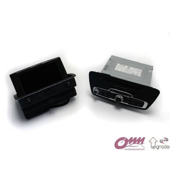 Audi Q3 8U RMC Navigasyon Multimedia Sistemi
