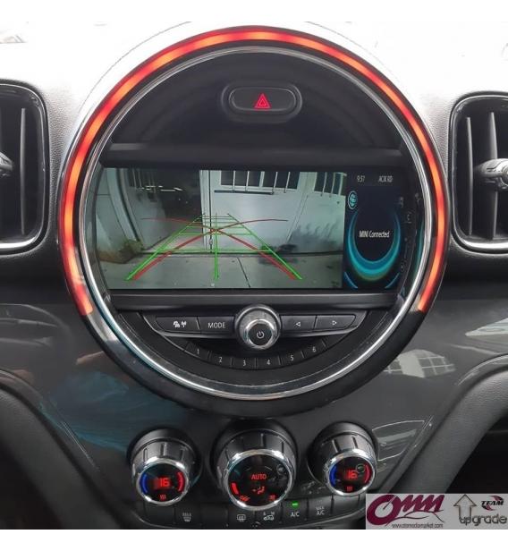 Mini Cooper NBT EVO Profesyonel Navigasyon Sistemi