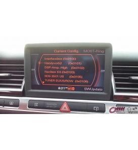 Audi A8 Bluetooth Bluetooth Müzik Usb Aux Sistemi