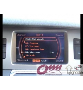 Audi Q7 Bluetooth Bluetooth Müzik Usb Aux Sistemi