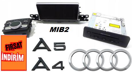 Audi A4 / Audi A5 MIB2 Donanım Yükseltme Seti