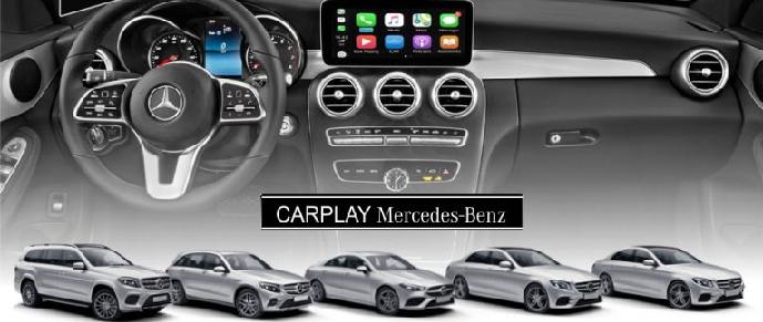 Mercedes Carplay Aktivasyonu