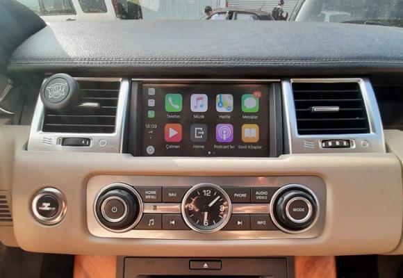 Range Rover Carplay Nasıl Yapılır ?