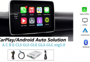 Mercedes Apple Carplay Video İnterface