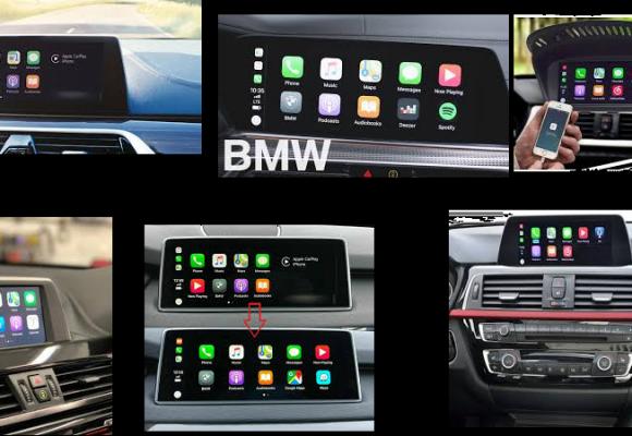 Bmw Apple Carplay Aktivasyonu Nasıl Yapılır ?