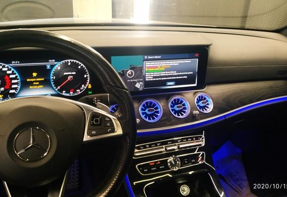 Mercedes E Serisi W213 NTG 5.5 Comand Sistem Kurulumu Nasıl Yapılır?