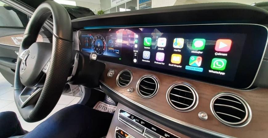 Mercedes Apple Carplay Aktivasyonu Nasıl Yapılır ?
