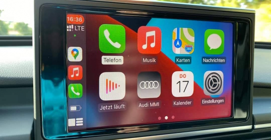 Audi Apple Carplay Aktivasyonu Nasıl Yapılır ?
