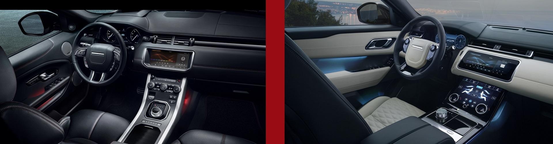 Range Rover Navigasyon Multimedia Arka Eğlence Geri Görüş Kamerası Donanım Yükseltme